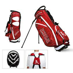 New University of Alabama Crimson Tide Team Golf Stand Bag