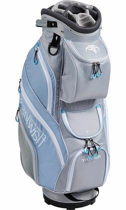 New Top Flite Womens Golf Cart Bag 2019 Flawless 14-Way Divi