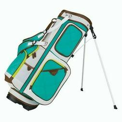NEW WOMENS Callaway Uptown Womens Standing Carry Golf Bag Wh