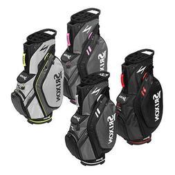 "NEW Srixon Z-Cart Golf Bag 6 LBS 13"" 15 way top Full Length"