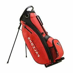 Wilson  NFL Carry Golf Bag Atlanta Falcons 4lb   4 way top