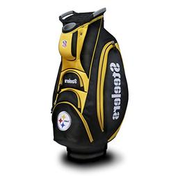 Team Golf NFL Pittsburgh Steelers Victory Cart Bag