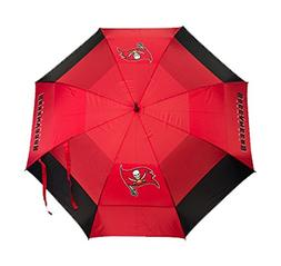 "Team Golf NFL Tampa Bay Buccaneers 62"" Golf Umbrella with Pr"