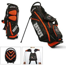NHL Philadelphia Flyers Fairway Stand Golf Bag