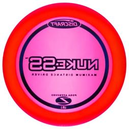 Discraft Nuke SS Elite Z Golf Disc, 167-169 grams
