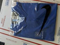 NWT Nike Golf Victory Dri-Fit Polo Shirt TPC Las Vegas Royal