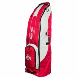 New Team Golf Ohio State Buckeyes NCAA Golf Bag Travel Cover