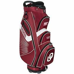 Oklahoma Sooners The Bucket Ii Cooler Cart Bag Sports &amp O