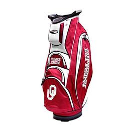 Team Golf NCAA Oklahoma Cart Bag, Multicolor