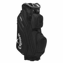 Callaway Org 14 Cart Golf Bag - Black/Charcoal/White - New 2
