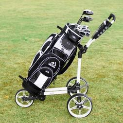 Outdoor Sports Golf Cart Bag with 14 Way Organizer Divider T