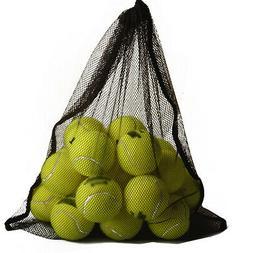 Outdoors Sports Mesh Net Bag Golf Carrying Drawstring Storag