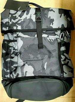 over print golf backpack