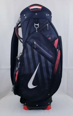 Nike Performance Cart IV 4 GV Golf Bag 14-way divider Waterp