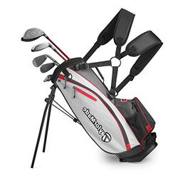 TaylorMade Juniors Phenom K40 6PC Package Set-Right Hand-Gra
