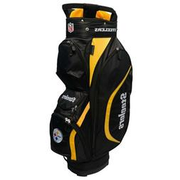 BRAND NEW Team Golf Pittsburgh Steelers Clubhouse Cart Bag B