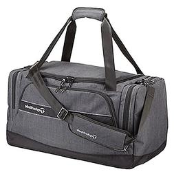 TaylorMade Players Duffle Bag/Travel Bag Charcoal/Black N653