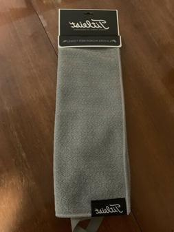 Titleist Players Microfiber Towel Grey Gray