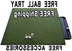 Golf Mat 4' x 5' Dura-Pro Plus Residential Golf Hitting Mat
