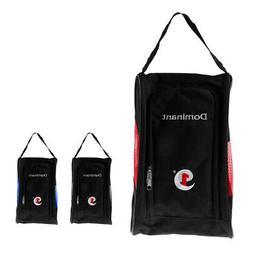 Portable Waterproof Golf Shoes Bag Footwears Travel Case Han