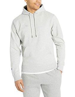 Champion Men's Powerblend Sweats Pullover Hoodie Oxford Grey
