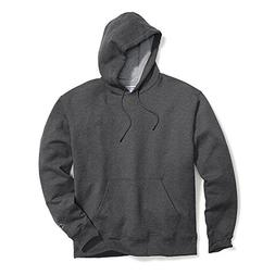 Champion Men's Powerblend Sweats Pullover Hoodie Granite Hea