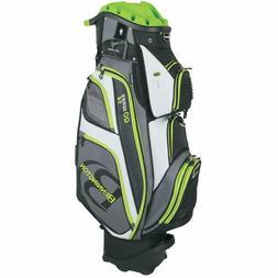 Bennington QO-14 Quiet Organizer Cart Bag, Brand New - Lime