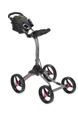 Bag Boy Quad XL Push Cart- CHOOSE Color