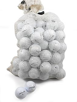 Taylormade Recycled BC Grade Golf Balls In Onion Mesh Bag ,