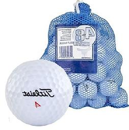 Titleist Recycled Golf Balls in Mesh Bag