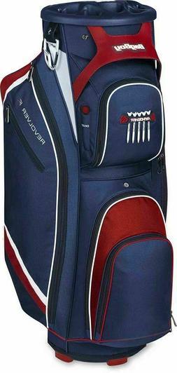 Bag Boy Revolver FX Cart Bag Navy/Red/White - Brand New
