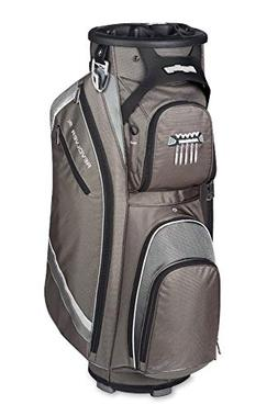 Revolver FX Golf Cart Bag with Customized Front Ball Cover