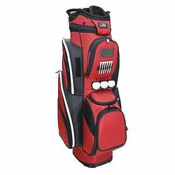 RJ Sports CR-18-9.5'' Deluxe Golf Cart Bag