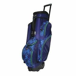 "RJ Sports Spinner X 9.5"" Transport Cart Bag, Palm Breeze, 9."