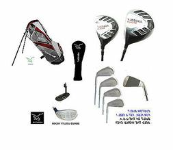 SENIOR AGXGOLF EXEC SERIES GOLF SET DRIVER+3WD+UTILITY WD+IR