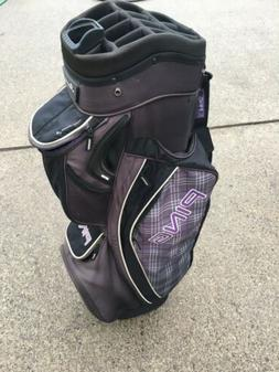 Ping Serene Women's Cart Golf Bag,  Used, 14 Way Top,