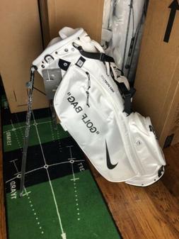 Nike Sport Lite Golf Bag White Custom DIY Off White