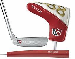 Wilson Staff 8802 Blade Putter 35  Milled Golf Club NEW