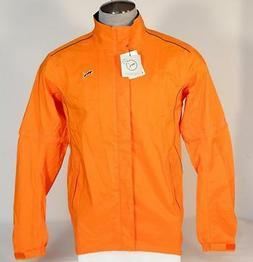 Puma Storm Cell Pro Orange Convertible Golf Jacket & Carry B