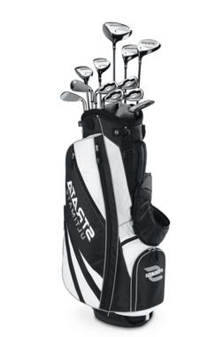 Strata Golf LH Ultimate Complete Set with Bag Graphite/Steel