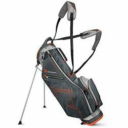 Sun Mountain Front 9 Golf Stand Bag Carry 2016 Titanium/Gunm