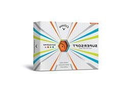Callaway Supersoft Multi-Color Low Compression Golf Balls