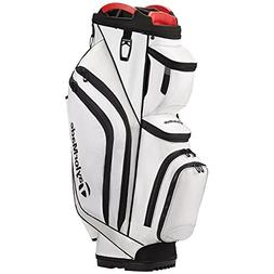 TaylorMade Supreme Cart Bag Previous Season White