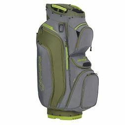 TaylorMade Supreme Cart Golf Bag 2020  - Grey/Dark Army