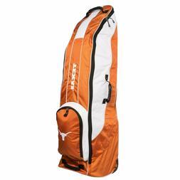 New Team Golf Texas Longhorns NCAA Golf Bag Travel Cover