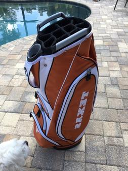 Team Golf Texas Longhorns Victory Cart Golf Bag Retail Store