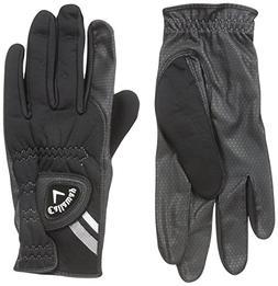 Callaway Men's Thermal Grip Golf Gloves , Medium/Large, Ambi