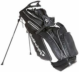 TaylorMade TM15 PureLite Golf Stand Bags, Black/White