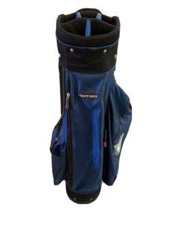 Sun Mountain Tour Series Cart Bag Black - 2019