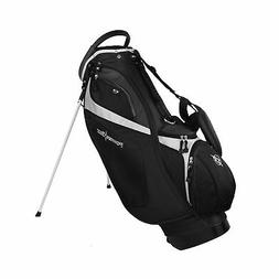 Powerbilt TPS Dunes 14-Way Black/Black Stand Golf Bag